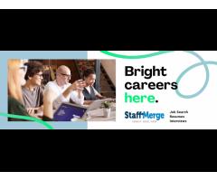 Best Recruiter Platform for Employers | StaffMerge