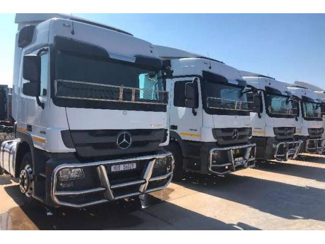 34Ton Trucks With Drivers For Hire Cheap Rates All Areas. - 1/3