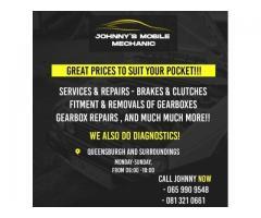Johnny's Mobile Mechanic