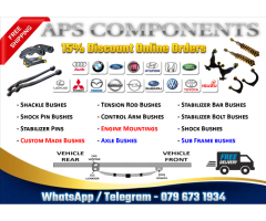 Automotive Suspension Components (Wholesale Nationwide) Trade Enquiries Welcome