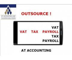 At Accounting - VAT, TAX, PAYROLL GIVING YOU NIGHTMARES?