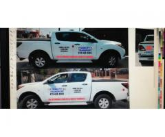 Signage and Vehicle Branding