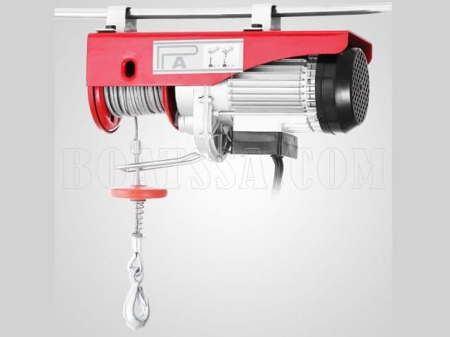 ELECTRIC CABLE HOIST EH400 - 1/4