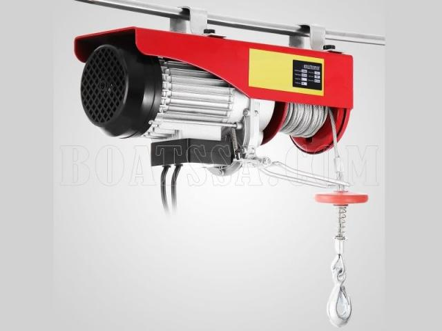 ELECTRIC CABLE HOIST EH400 - 3/4