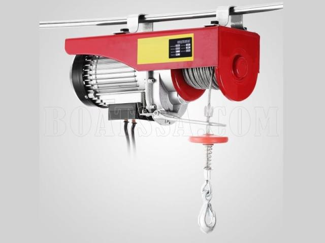 ELECTRIC CABLE HOIST EH400 - 4/4
