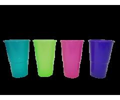 Lucct Plastic Cups