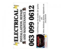 Electrical services (Affordable quality)