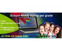 School Ready laptop