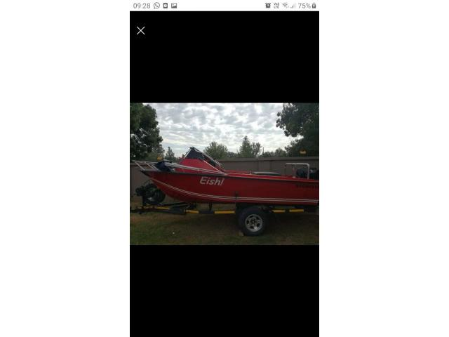 Boat For Sale - 3/4