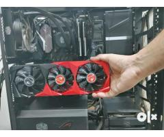 EVGA GeForce RTX 3070 XC3 | Graphics Card