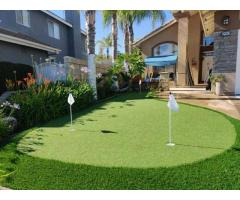 Artificial grass suppliers and installers.