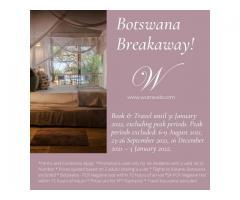 Stay at the 4 Star Chobe Marina Lodge for 4 Nights
