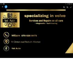 Volvo Mechanic Johannesburg