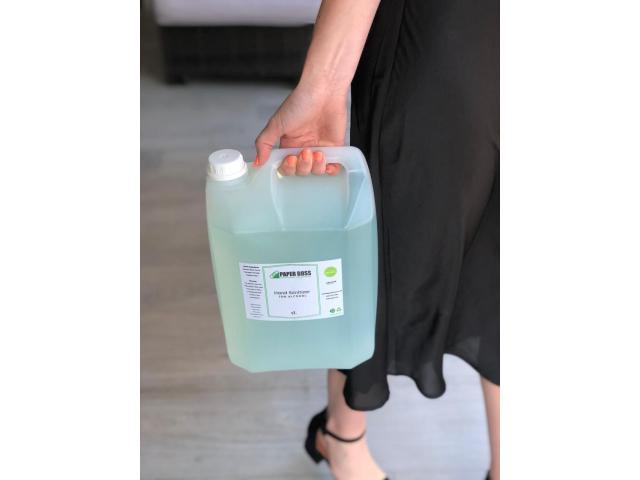 5L Hand sanitiser 70% alcohol - 1/1