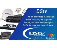 Dstv accredited Installer around gauteng 076 923 1507