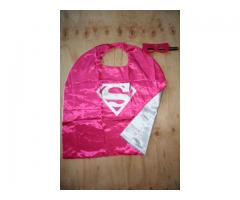 Superhero Cape and mask sets