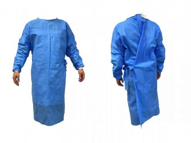 MPR7020 Sterile, Disposable Surgeon Gowns AAMI Level 3 - 1/1