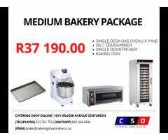 Bakery Medium Package