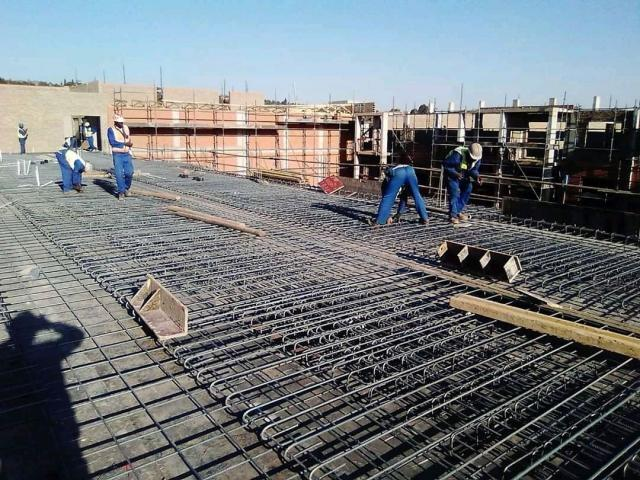 Steel fixing Services Available - 1/1