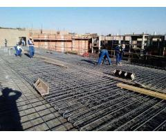 Steel fixing Services Available