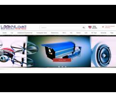 E-commerce Online Store For Sale