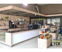 TCK Retail Solutions Pty Ltd | Shopfitting Products