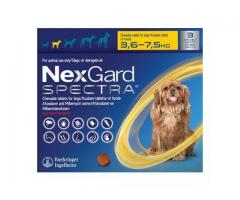 Price Drop! Nexgard Spectra + FREE BEACH TOWEL*