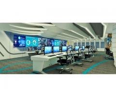 Control Room Console in South Africa | PWS