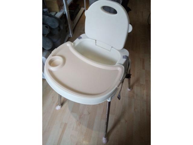 Baby Feeding Chair - 1/4