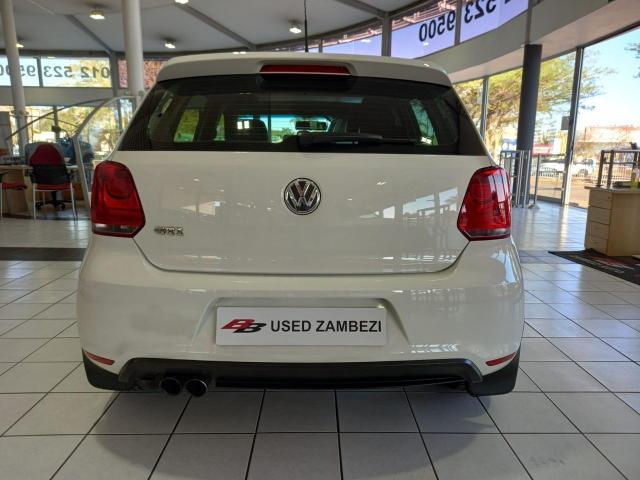 VW POLO GTi - 3/4