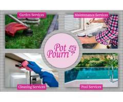 Pot Pourri Property Management | Garden Services | Property Maintenance Services
