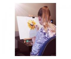 Colored Portraits and Artistry