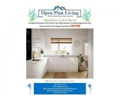 Super Spring Kitchen Cabinet Specials