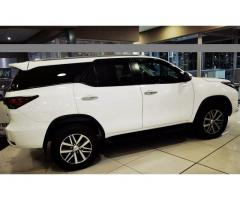 2017 TOYOTA FORTUNER 2.8 GD-6 4X4 A/T