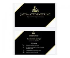 Jayiya Attorneys Inc