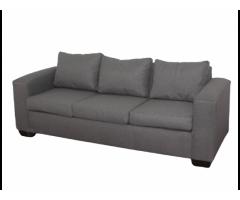 Buy Jody 3 Seater Sofa - Light Grey | HG BAVA