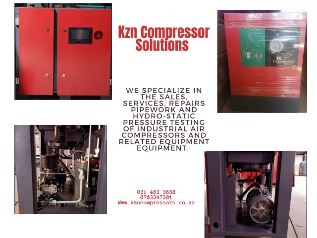 Kzn Compressor Solutions - 1/1