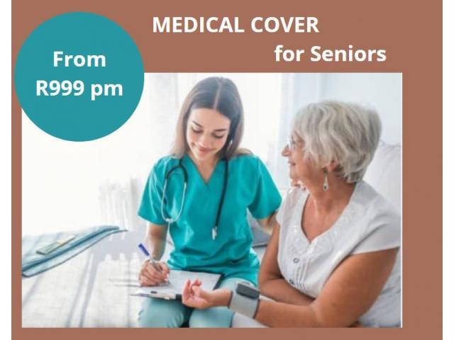 Medical cover for Seniors - 1/2