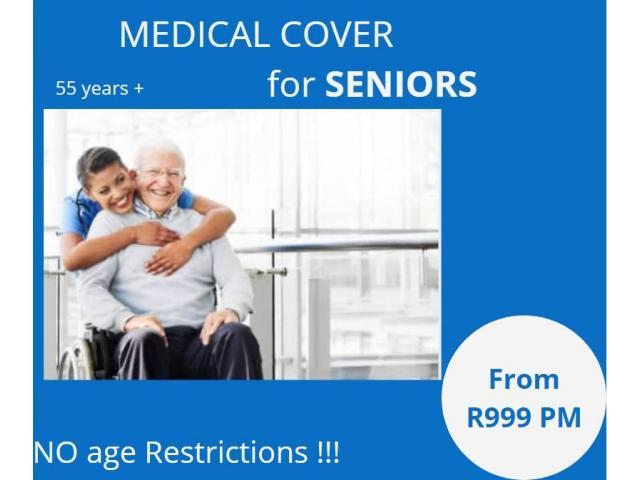 Medical cover for Seniors - 2/2