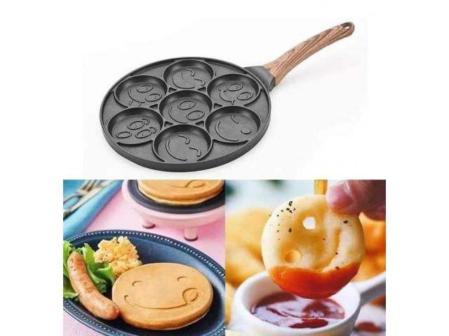 Smiley pans - 1/2