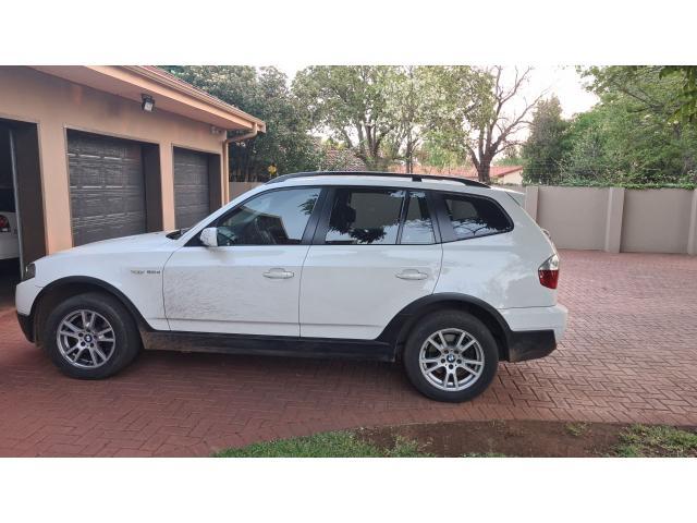 BMW X3 2008 - 1/4