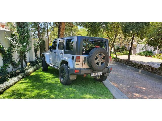 2010 Jeep Wrangler SUV - 2/4