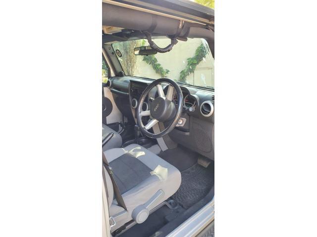 2010 Jeep Wrangler SUV - 3/4