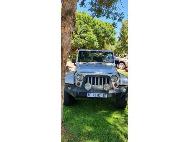 2010 Jeep Wrangler SUV - 4/4