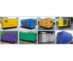 Brand New and used diesel generators for sale.