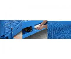Hydraulic mobile yard ramps for sale.
