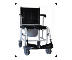 MR WHEELCHAIR TAXI TRANSPORTER COMMODE