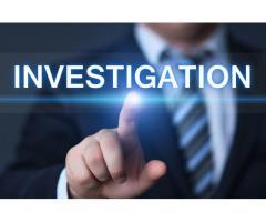 Private investigation services 0614333632