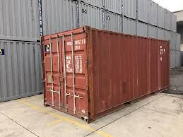40` GP or HC (12m) Used (Cargo worthy for exports and storage) - 1/3