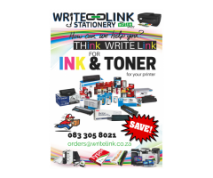 INK and Toner and everything Office